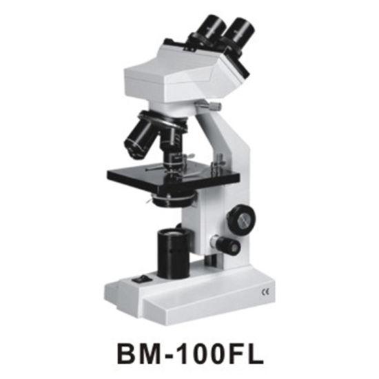Bm-100FL Medical Laboratory Binocular Microscope