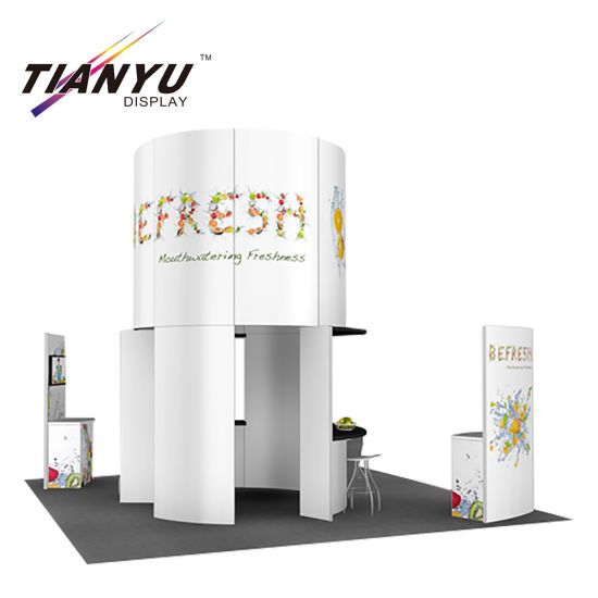 Fabric Exhibition Stand Goals : China new product large custom fabric exhibition booth china