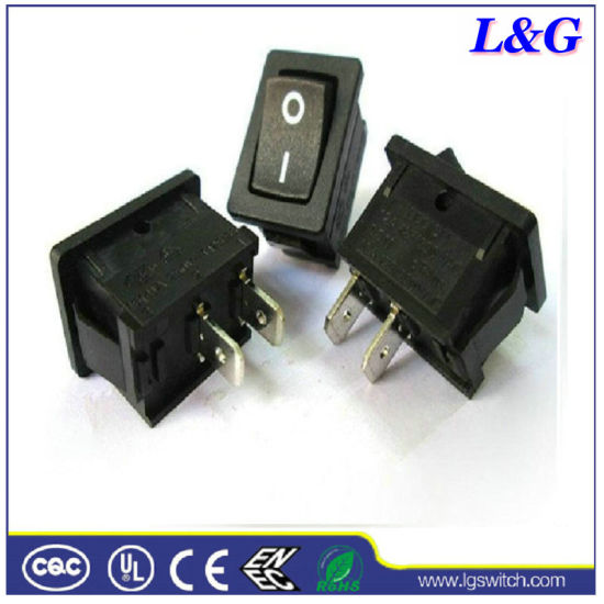 Home Appliance 10A Rocker Switch Used Appliances