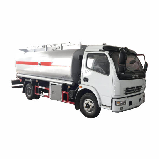 Dongfeng 6000liters 7000liters Left Hand Drive Fuel Dispenser Truck