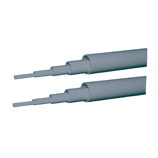 UPVC Plastic Pipe Accessoriespn16 DIN8063 Pressure Pipes with Dvgw