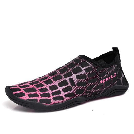 Design Womens Barefoot Yoga Mesh India Water Aqua Shoes