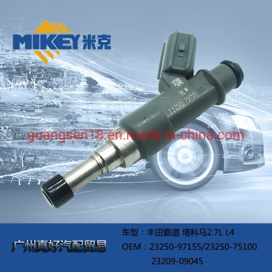 Applicable to Toyota Nozzle, Model: 23250-97155/23250-75100/23209-09045, Toyota Nozzle pictures & photos