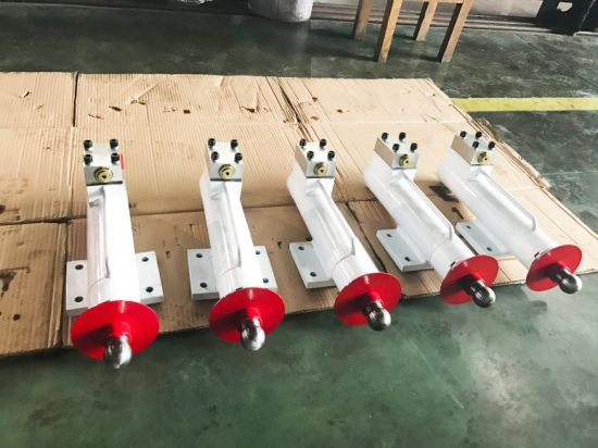 Double Acting Outrigger Hydraulic Cylinder