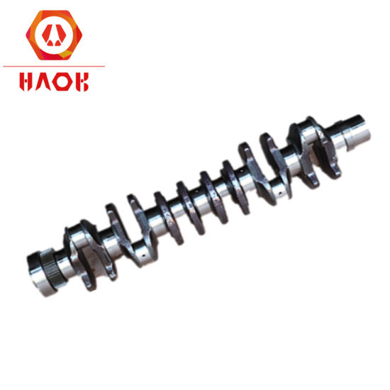 Diesel Engine Spare Part Crankshaft for Deutz (BF6M1013)