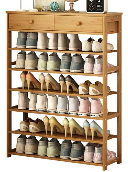 Adjustable Standing Slim Door Sneaker Corner Modern Boot Storage Tall Shoe Rack