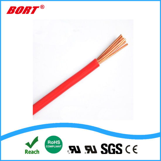 UL1569 PVC Wire 18AWG 20AWG 22AWG Single Wires