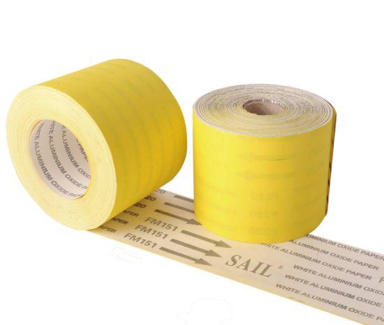 C-Wt Craft Paper White Aluminum Oxide Sandpaper FM151