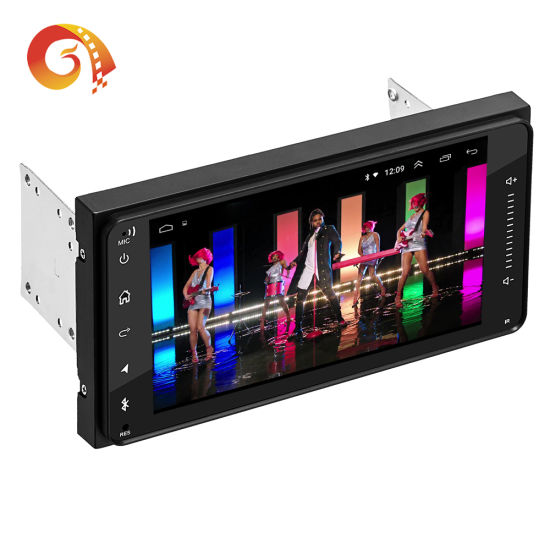 Android 8.1 OS 7in 2DIN Car Stereo MP5 Player Mirror Link GPS Navi WiFi FM Radio