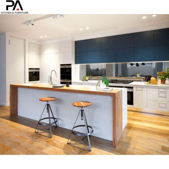 Luxury Contemporary Design Modular Household Kitchen