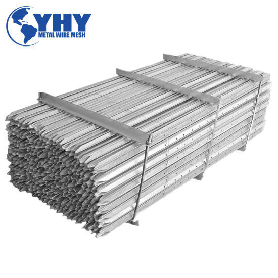 2400mm Height Galvanized Australian Style Y Star Picket in Stock and Ready for Ship