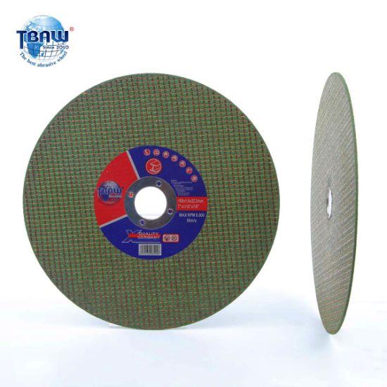 Hot Sale High Speed 7-Inch 180*1.6*22 Cutting Wheel