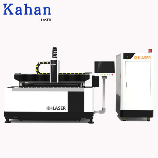 High Quality 1530 Sheet Metal Cutting CNC Fiber Laser Engraving Machine for Hot Sale