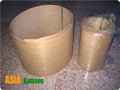 Bamboo Veneer Sheets, Bambus Furnier pictures & photos