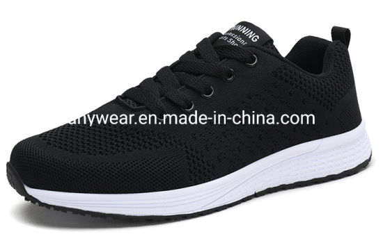 Flyknit Gym Running Sports Shoes for Men and Women (66) pictures & photos