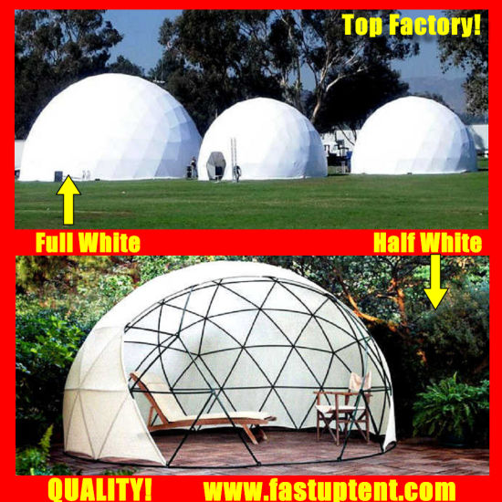 Portable Geodome Diameter 25m Geodesic Dome Tent for Outdoor Party