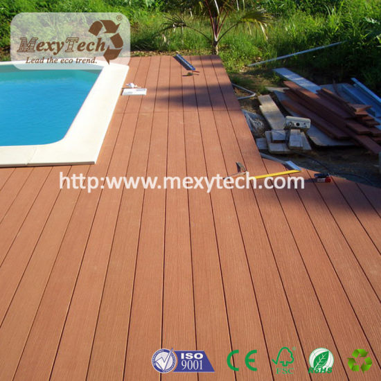Water Proof Flooring Pool Deck for Composite Deck Platform pictures & photos