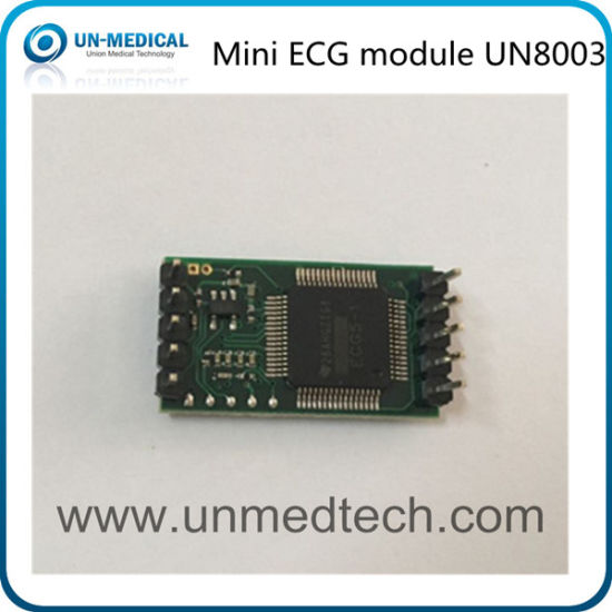 OEM Small Size 3/5 Leads ECG Board for Handheld Device