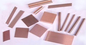 Tungsten Copper Alloy Plate, Tungsten Copper Alloy Rod Tungsten Copper Bar, Tungsten Copper Sheet pictures & photos