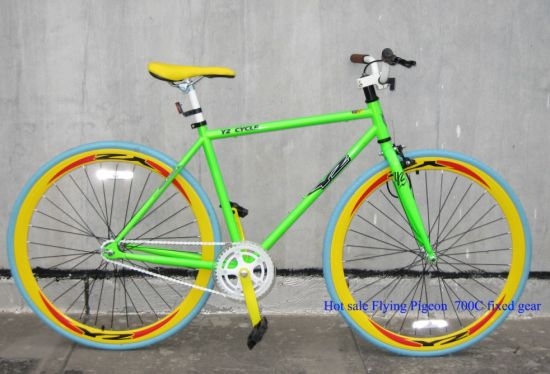 Popular 700c Fixie Bicycle Track Bike