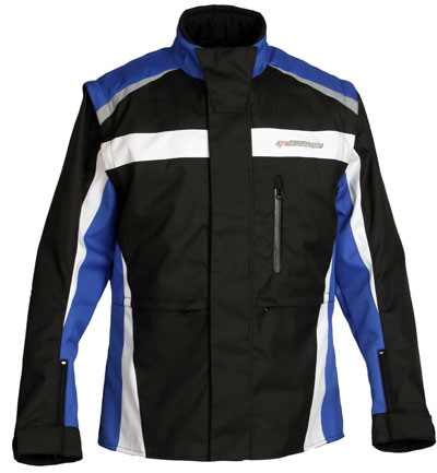Men's Polyester Moto-Boy Motorcycle Riding Jacket Mbl-Yej