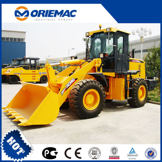 Popular 3 Ton Wheel Loader Lw300f pictures & photos