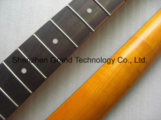 Nitro Satin Rosewood Fingerboard 21 Frets Tele Guitar Neck (TLR-22) pictures & photos