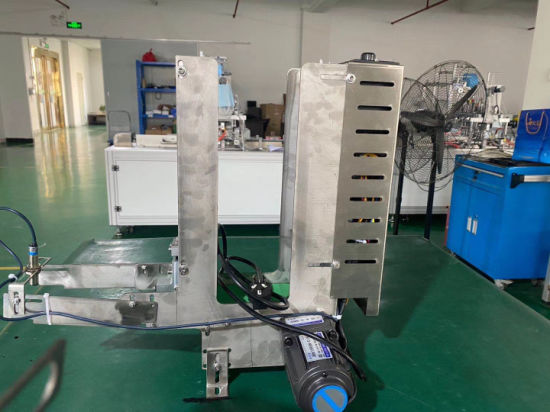 Face Mask Welding Machine Raw Material Automatic Feeder