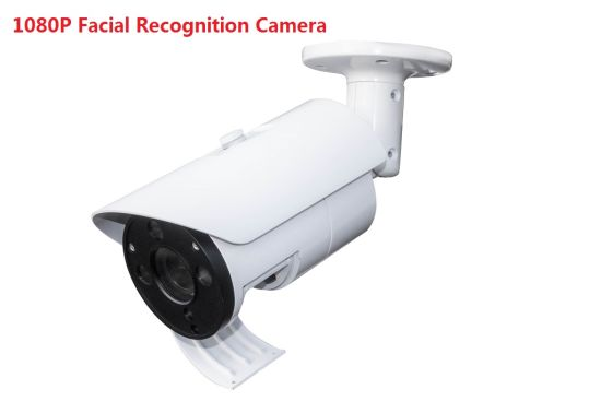 Fsan 1080P IR Infrared Time Attendance Face Recognition IP Camera