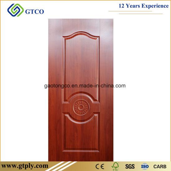 China 246 Panels White Hdf Skin Door For Interior Doors 3mm White