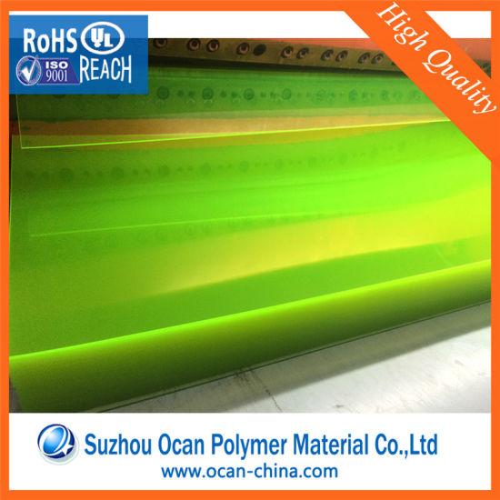 China Alarm Clock 0 45mm Fluorescent Green 1mm Pvc Sheet Price China Pvc Sheet Rigid Pvc Sheet