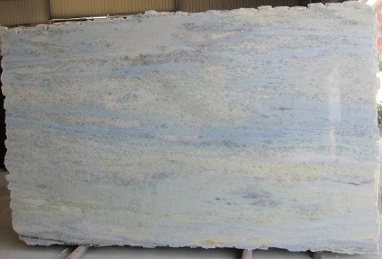 The Optical Stone Lumen Blue Granite Slabs Blue Quartzite Countertops