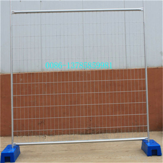 Main Product of Temporary Fence pictures & photos