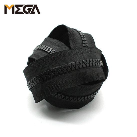 8# Black Color Derlin Zipper for Bag