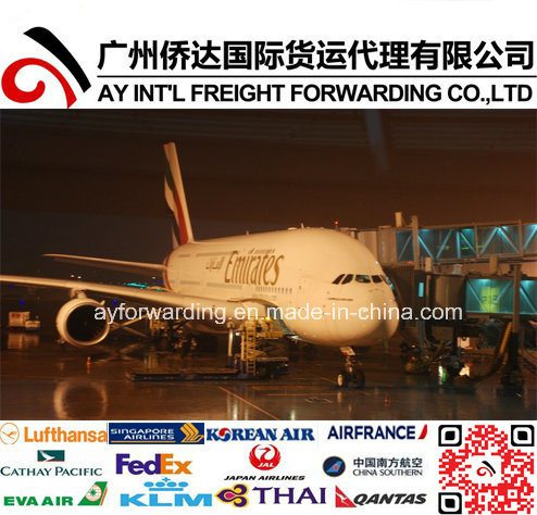 Air Shipping to Denmark From China