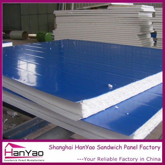 China Light Weight Thermal Insulation EPS Sandwich Panel for ...