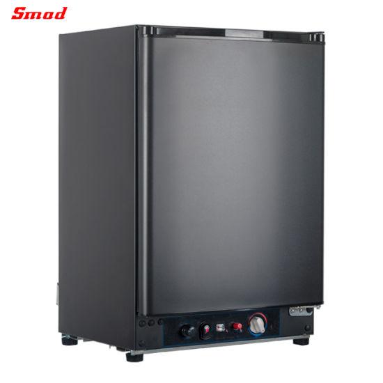 60L LPG&220V/12V 3 Way Mini Gas Camping Refrigerator