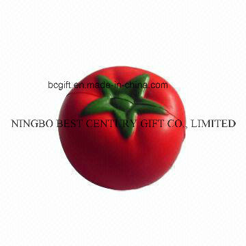 Wholesale PU Stress Toy Tomato Shaped pictures & photos
