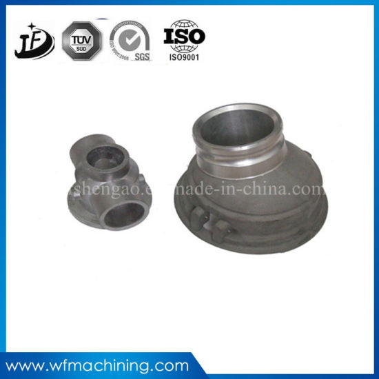 Silica Sol Casting Lost Wax Stainless Steel Investment Casting Parts pictures & photos