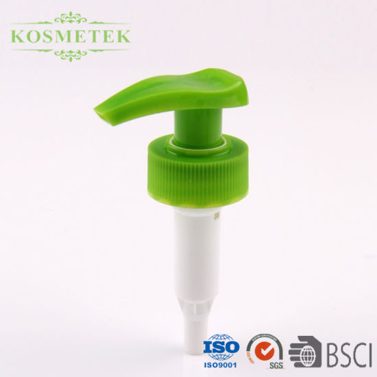 Switch Lock Plastic Lotion Pump, Liquid Pump Dispenser, Hand Soap Pump for Bottles