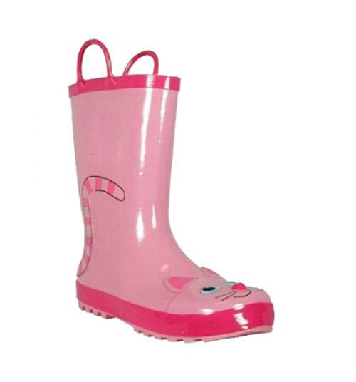Cute Children Rain Boots Kids Rain Shoes