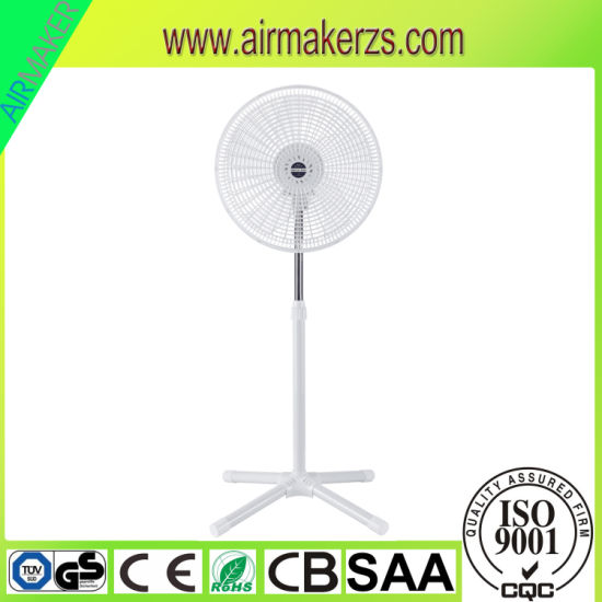 """18"""" Plastic Grill Stand Fan with 5 ABS Blades"""