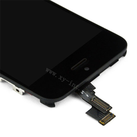 Spare Parts LCD Touch Screen for iPhone 5c Mobile Phone LCD pictures & photos