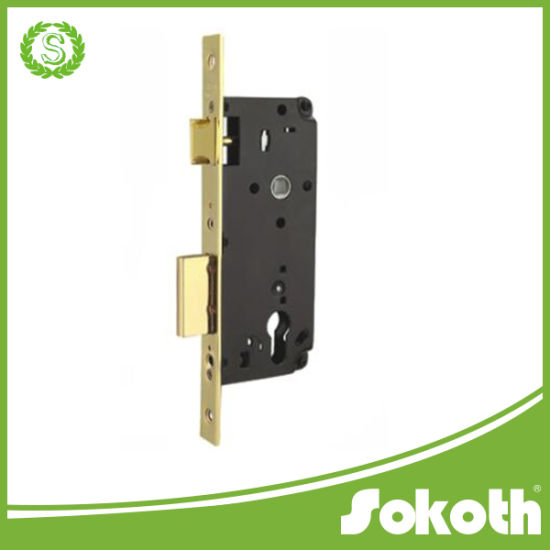 Beau Sokoth European Good Quality Door Handle Lock, Mortice Lock Body