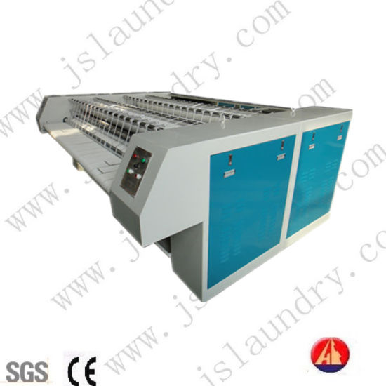 Industrial Bedsheet Flatwork Roller Ironer/Laundry Linen Cylinder Ironer 3000mm Heated by Steam or Electricity or Natural Gas