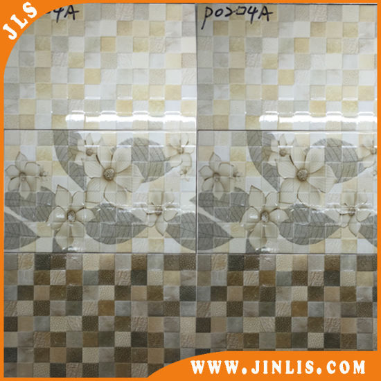 China Building Material Decoration Flower Ceramic Wall Tiles for
