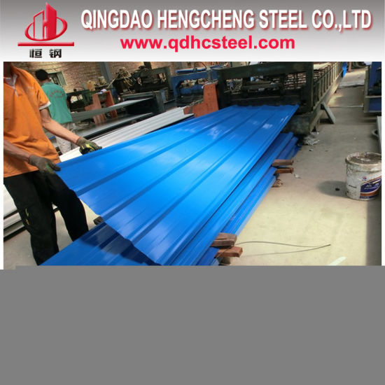 Ral Color Coating Galvanized Roof Sheet pictures & photos