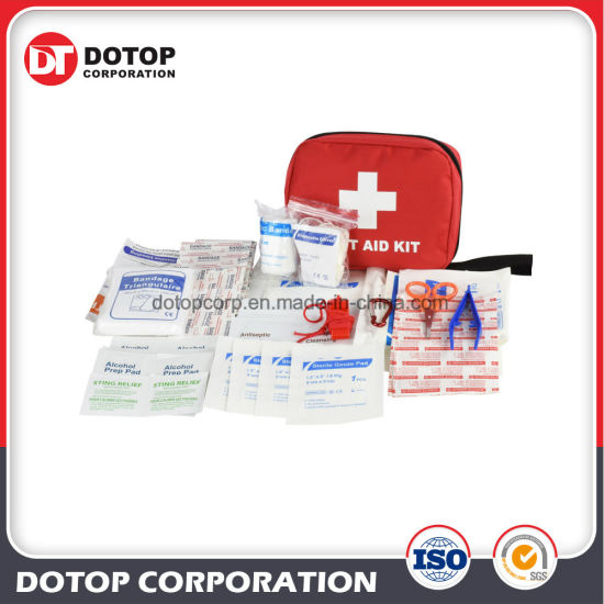 First Aid Medical Kit for Travel