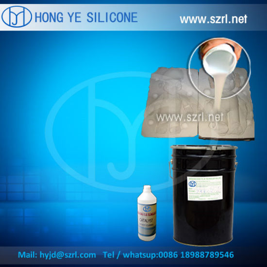 Two Components Tin Cured Silicon Rubber for Decoration Plaster Building Molds Making pictures & photos