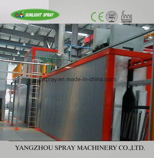 China Powder Coating Equipment Machinery pictures & photos